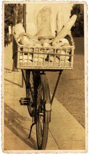 Consegne a domicilio... in bicicletta