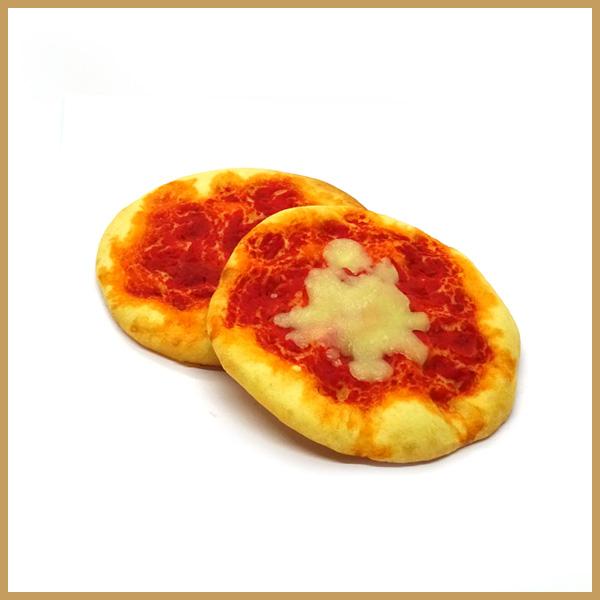 Pizzette Rotonde Rosse